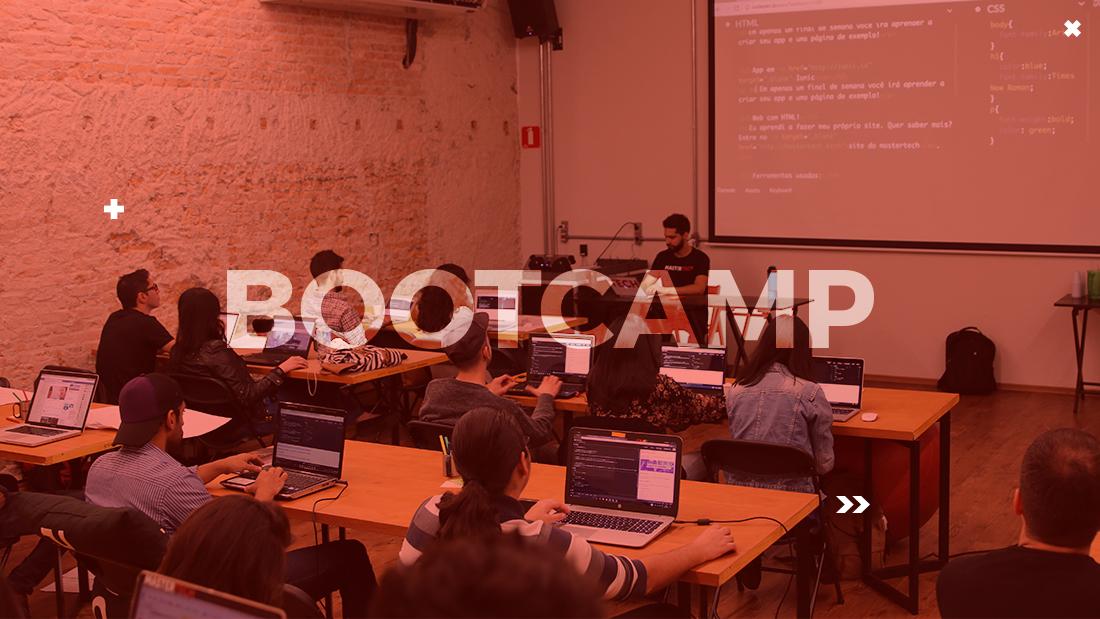 benefícios de fazer um bootcamp