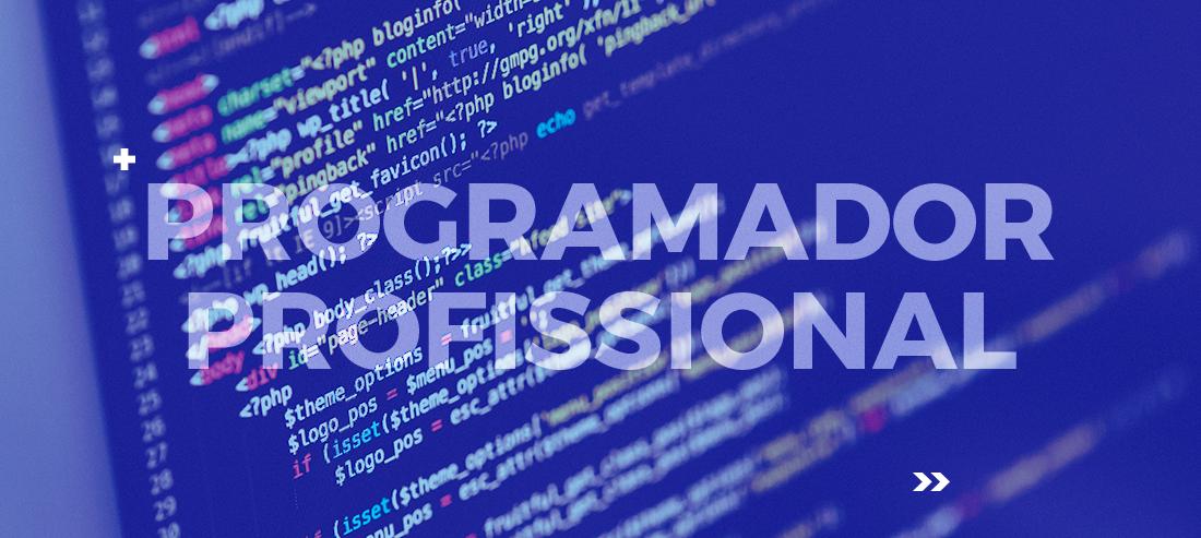 como se tornar um programador profissional