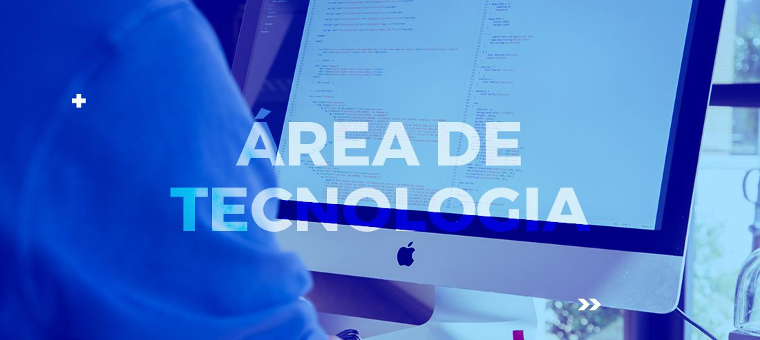 área de tecnologia