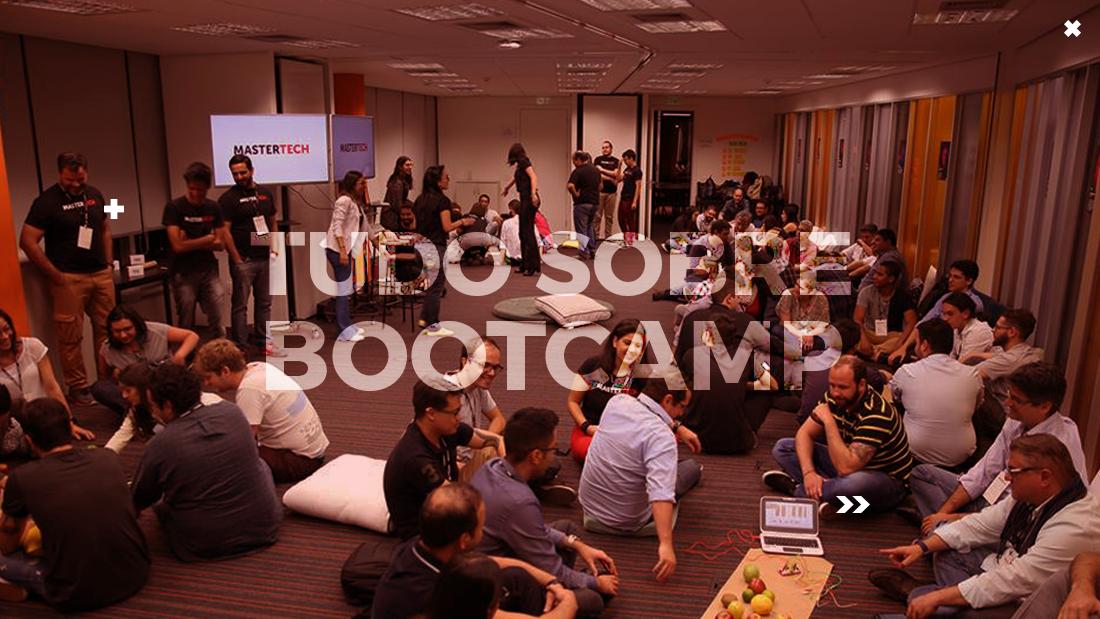 participar de um bootcamp