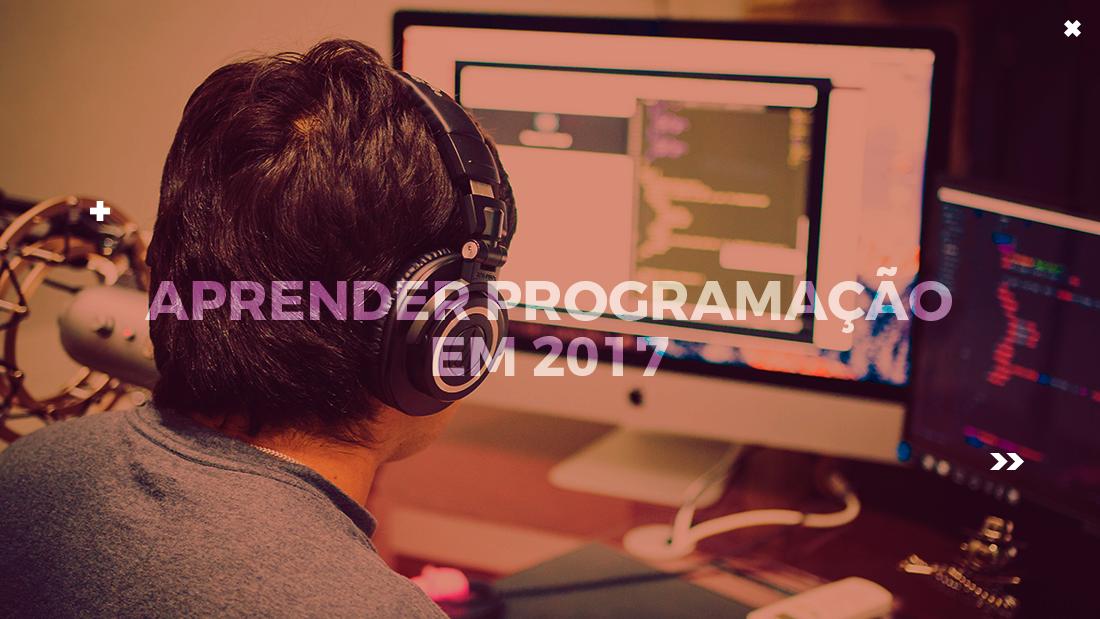 aprender programação