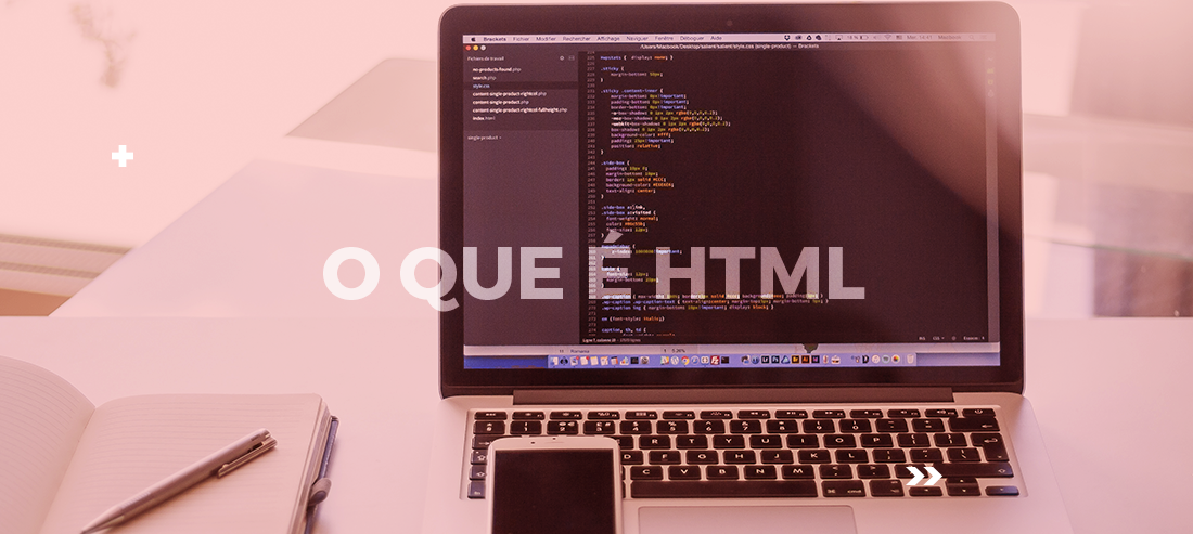 o que é html
