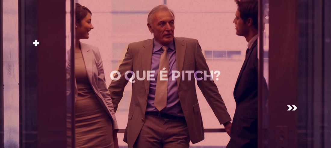 o que é pitch