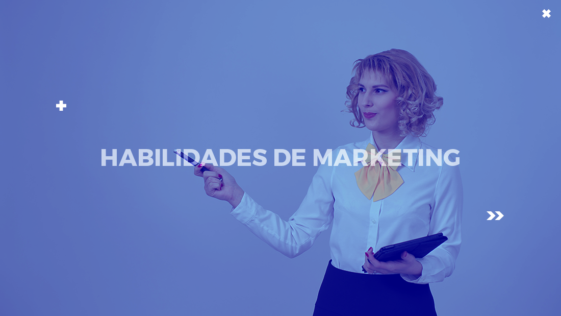 habilidades de marketing