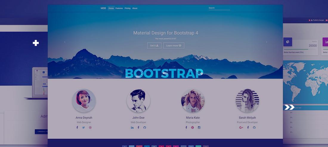 o que é bootstrap