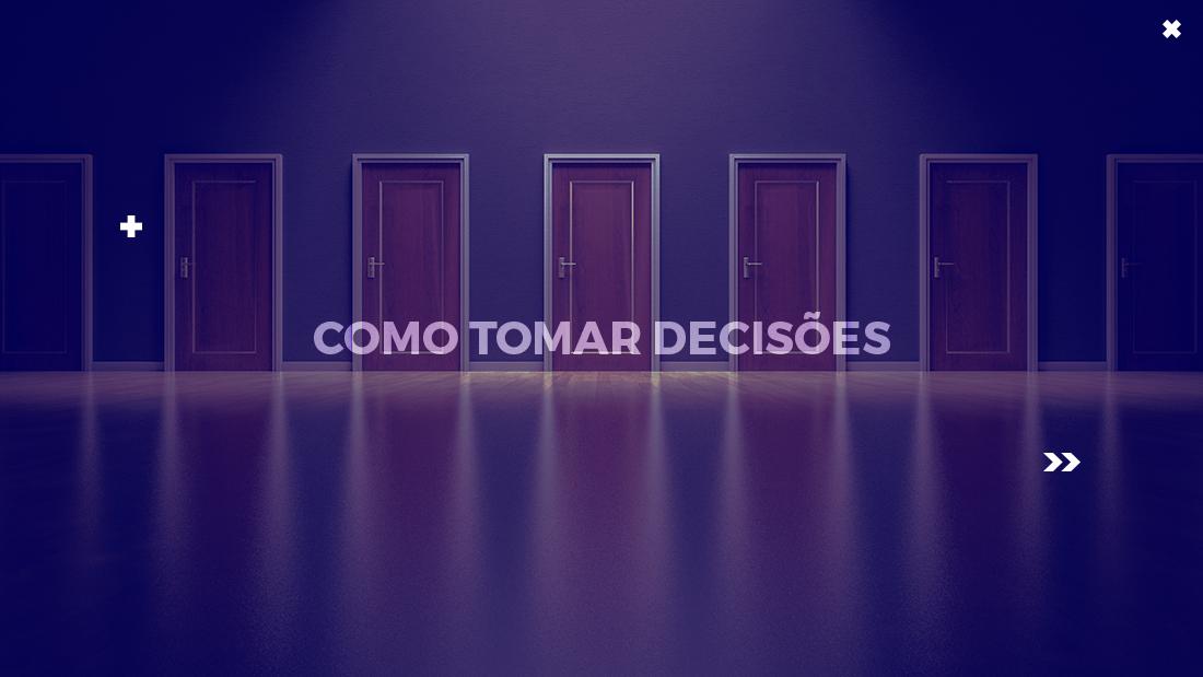 como tomar decisões