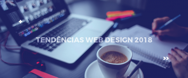 tendencias web design